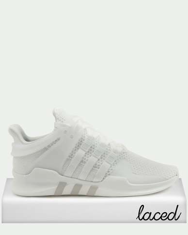 sale retailer b2b68 2be98 adidas Originals EQT Support ADV W Sneakers FTWR White  FTWR White  Grey  One  Zando