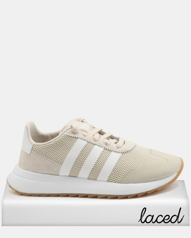hot sale online b3694 36341 adidas Originals FLB Runner W Sneakers CBrownCBrown FT White