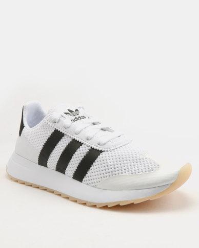 45c7f32215 adidas Originals FLB W Sneakers Ftwr White / Core Black / Ftwr White | Zando