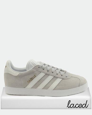 adidas Originals Gazelle W Sneakers Grey/Ftwr White