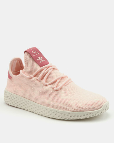 e1fcffe2aafa adidas Originals PW Tennis Sneakers Icey Pink Chalk White