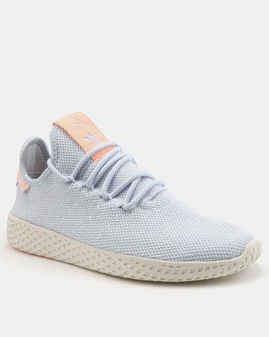 check out 4a72c 235b8 adidas Originals PW Tennis HU W Sneakers Aero Blue S18   Aero Blue S18    Chalk White   Zando