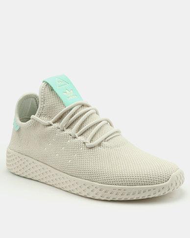 6064505405e adidas Originals PW Tennis Sneakers Talc Chalk White