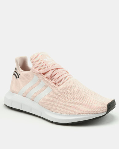 78060dd3335a61 adidas Originals Swift Run W Sneakers Icey Pink F17 / FTWR White / Core  Black | Zando