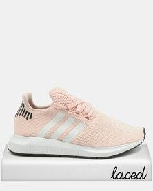 adidas Originals Swift Run W Sneakers Icey Pink F17 / FTWR White / Core Black