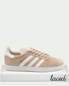 adidas Originals Gazelle Sneakers Ash Pearl/Ftwr White