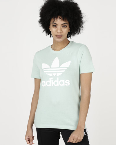e80854fa7 adidas Originals OG Long Sleeve Tee Olive | Zando