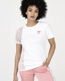 adidas Originals Active Icons Tee White