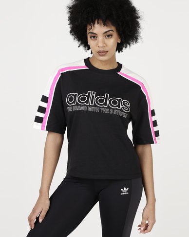 adidas Originals OG Tee Black