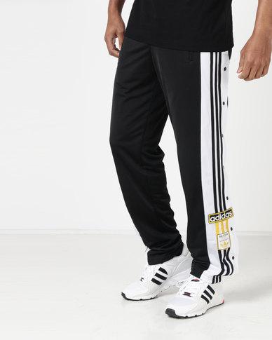 new style c0ecc d5431 adidas Originals OG Adibreak Trackpants Black