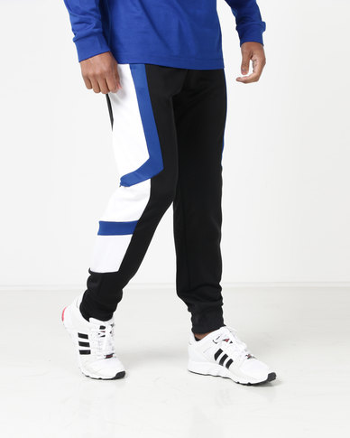 a57289ace3f adidas Originals EQT Block Trackpants Black | Zando