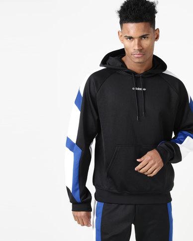 64b014496a47 adidas Originals EQT Block Hoodie Black