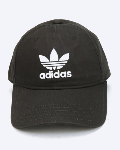 adidas Originals Trefoil Cap Black