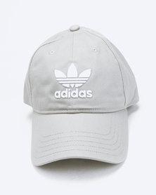 adidas Originals Trefoil Cap Grey