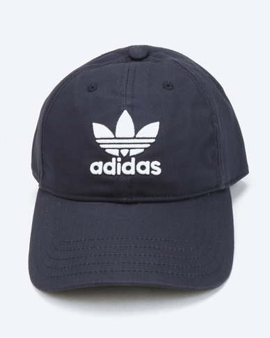 adidas Originals Trefoil Cap Navy  e8981c585ce4