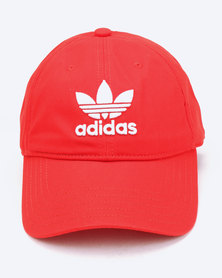 adidas Originals Trefoil Cap Red