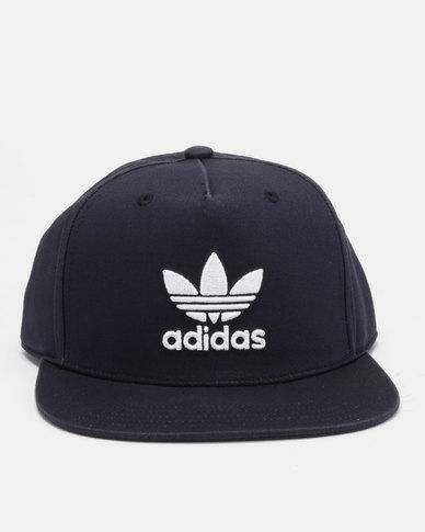 adidas Originals Trefoil Snapback Cap Navy  7be90e28a83