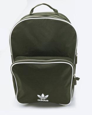c50899c3352 adidas Originals BP Classic Adicolour Olive