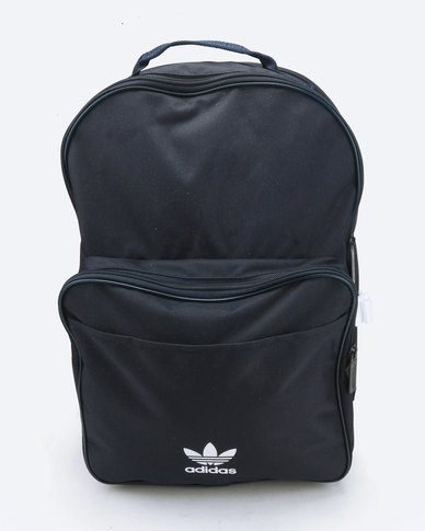 best supplier aliexpress official images adidas Originals Backpack Classic Trefoil Blue