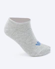 adidias Originals Trefoil Liner Socks 3pk Multi