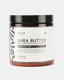 Anim Shea Butter Sealing Oil with Jamaican Black Castor