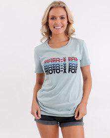 Fox Dragway Crew T Shirt Palace