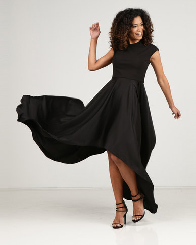 MARETH & COLLEEN Stash Dress Black