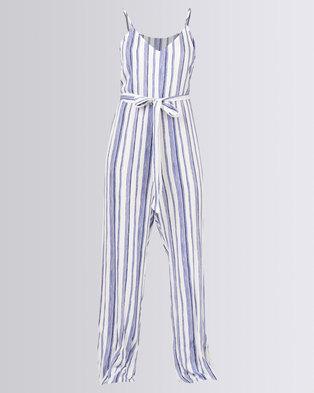e84874391a11 London Hub Fashion Vertical Stripe Belted .
