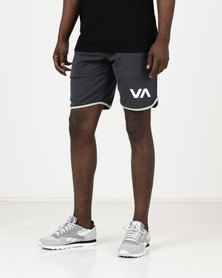 RVCA Performance VA Sport Short II 20 inches Slate