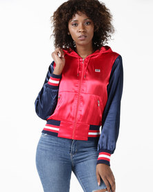 Levi's ® Billie Bomber Chinese Red