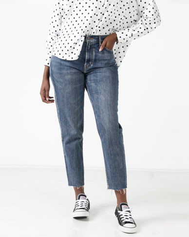 e119c1b8361431 Levi's ® Mom Jeans Moms The Word | Zando