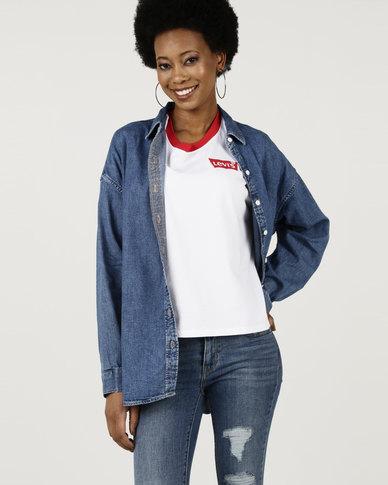 Levi's® Painter Shirt Medium Authentic
