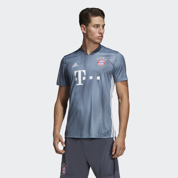 cbb610874 Bayern Munich FC Replica Third Jersey