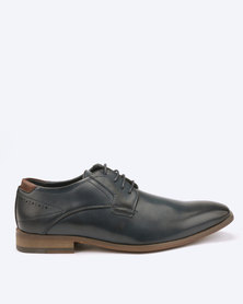 Utopia Formal Lace Up Shoes Navy