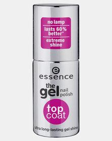 Essence The Gel Nail Polish Top Coat Transparent