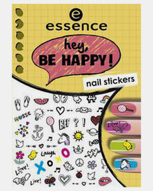 Essence Hey, Be Happy! Nail Stickers 05