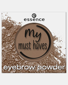 Essence My Must Haves Eyebrow Powder 20