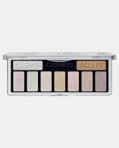 Catrice The Ultimate Chrome Colour Eyeshadow Palette 010