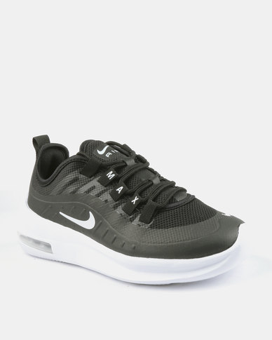 Nike Womens Air Max Axis Sneakers Black/White