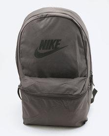 Nike Heritage Backpack Thunder Grey/Black