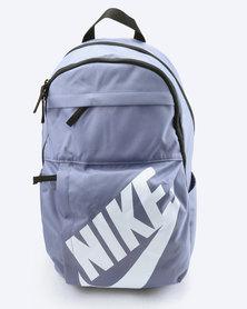 Nike Elemental Backpack Purple Slate/Black/White