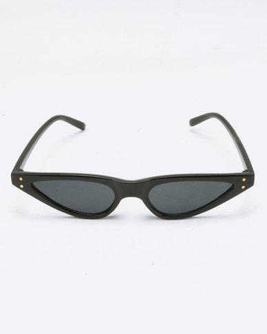 You \u0026 I Vintage Sunglasses Black