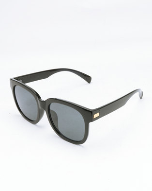 4a0eda3194c Zando. You   I Framed Sunglasses Black