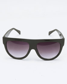 You & I Simplistic Sunglasses Black
