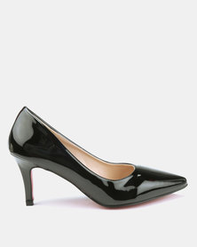 Utopia 7cm Pointy Courts Black