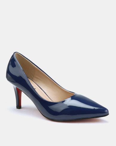 Utopia 7cm Pointy Courts Blue