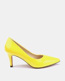 Utopia 7cm Pointy Courts Yellow