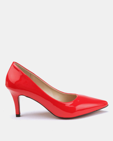 Utopia 7cm Pointy Courts Red