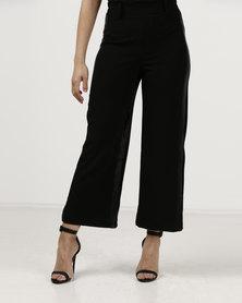 Sissy Boy Side Stripe Trousers Black