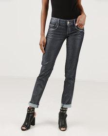 Vero Moda Fern Slim Jeans Blue